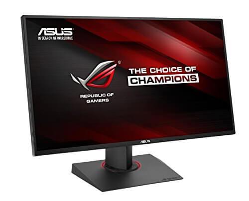 asus rog pg278q 68 6 cm 27 zoll monitor gaming gear. Black Bedroom Furniture Sets. Home Design Ideas