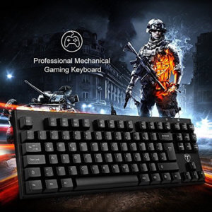 VicTsing Mechanische Gaming Tastatur 87-Tasten Kaufratgeber