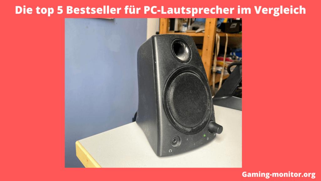PC-Lautsprecher Test