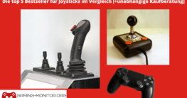 Joystick Test und Vergleich
