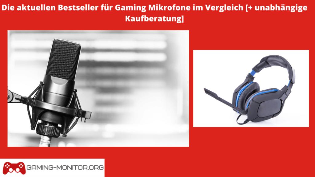 Gaming Mikrofon Test