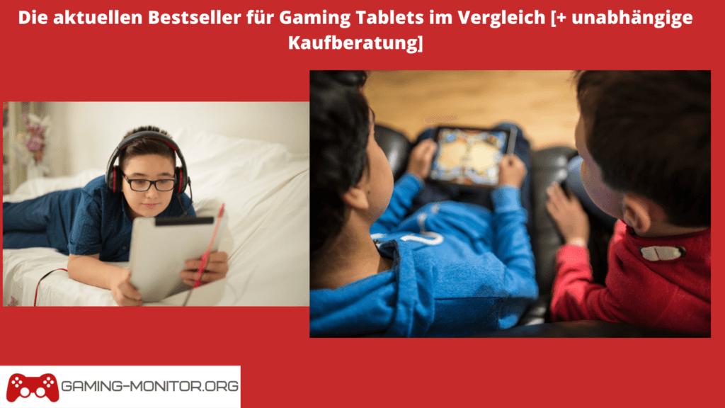Gaming Tablet Test