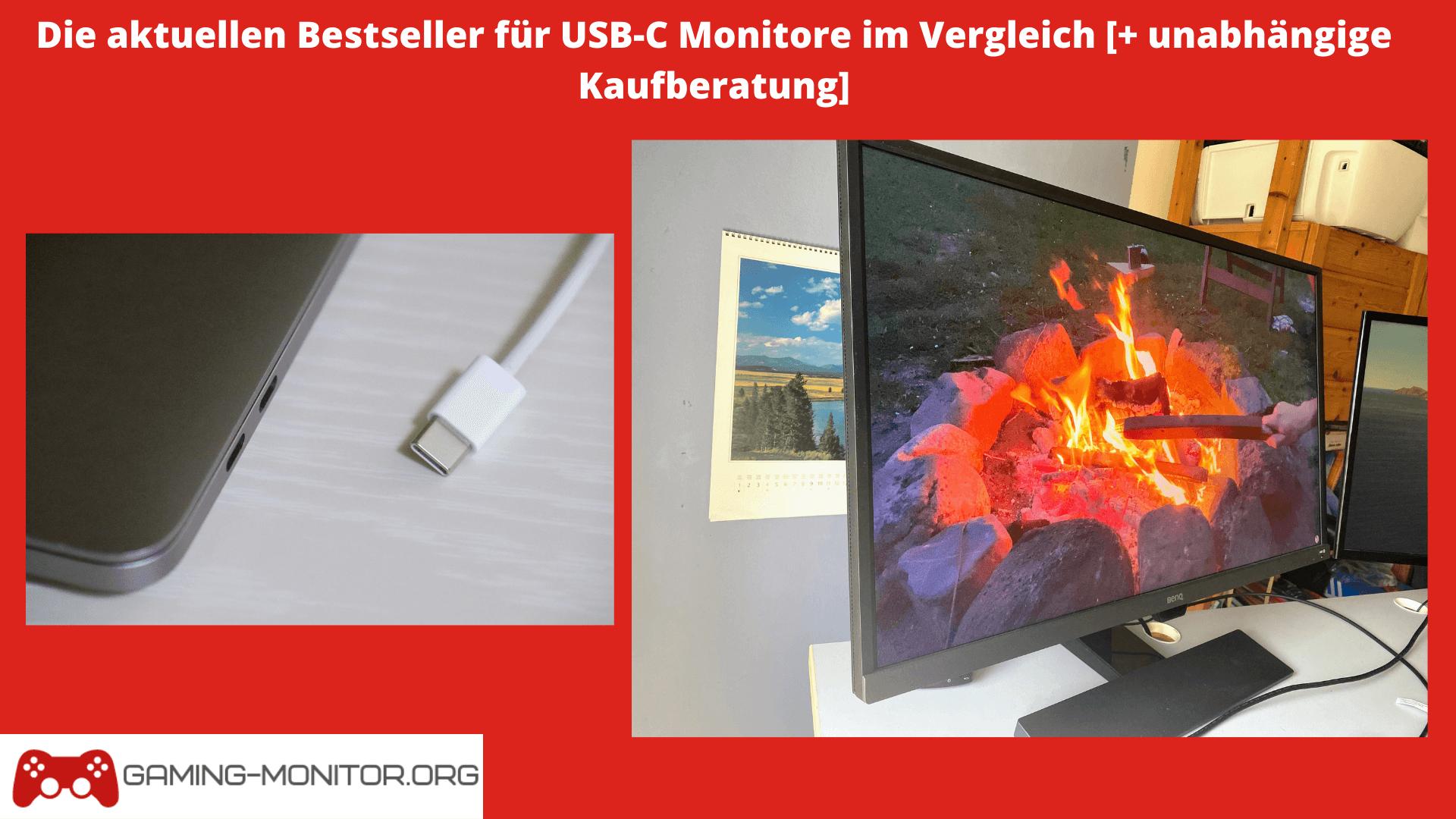 usb c monitor test